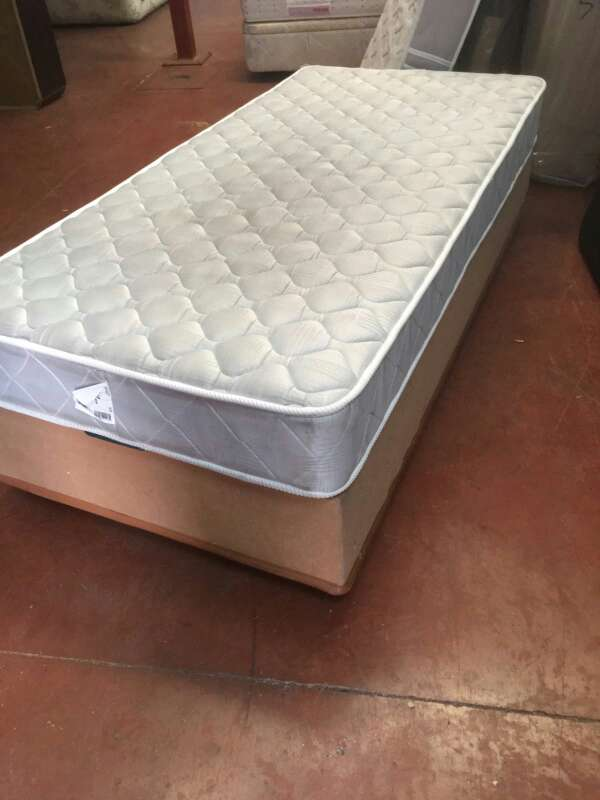 Imagen producto Cama de 90x190 canapé abatible+colchon 2