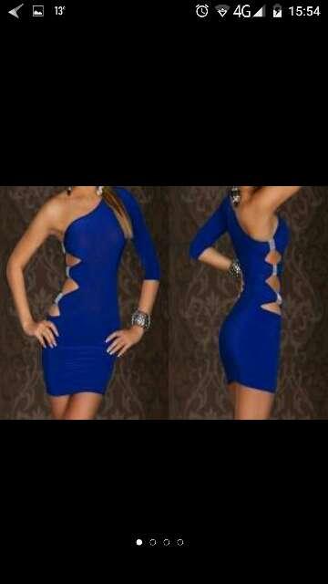 Imagen sexy vestido talla m