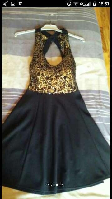 Imagen producto Vestido nuevo talla s con etiqueta 2