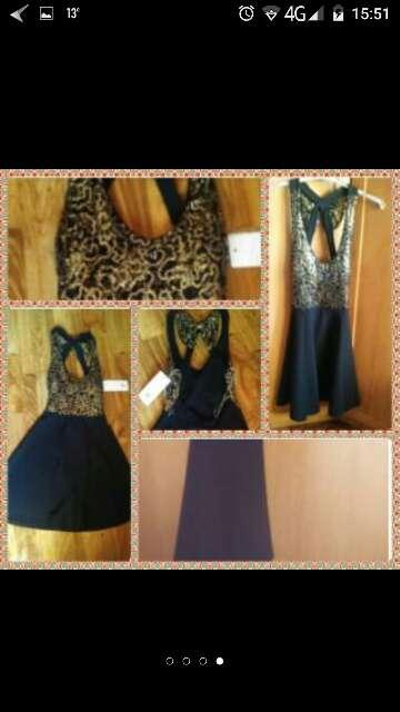 Imagen vestido nuevo talla s con etiqueta