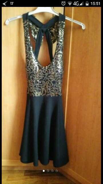 Imagen producto Vestido nuevo talla s con etiqueta 4
