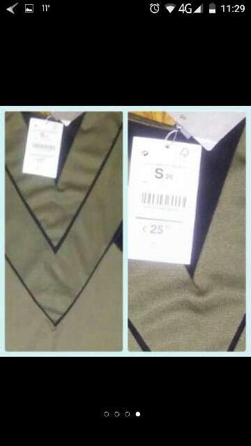 Imagen producto Vestido Bershka talla s con etiqueta 2