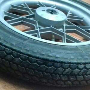 Imagen rueda delantera velofax