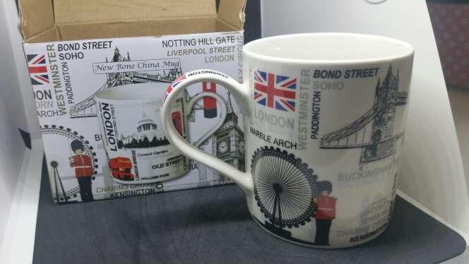Imagen producto Taza Nueva con su caja Londres 1