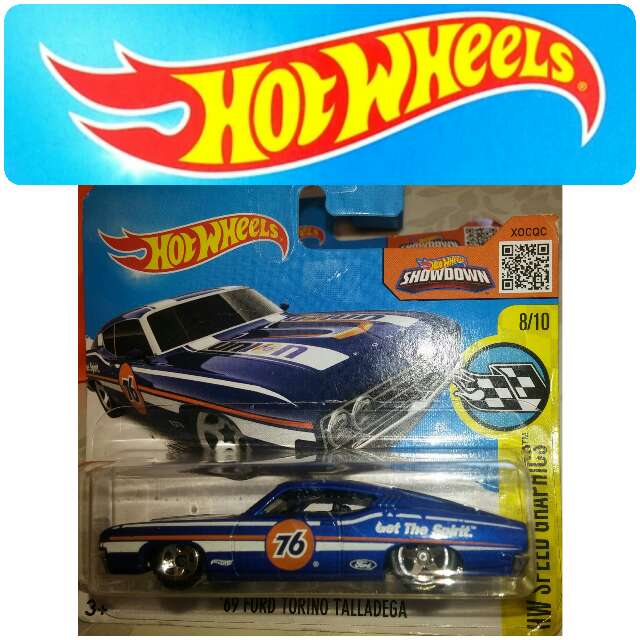 Imagen producto Hot wheels ford torino 1