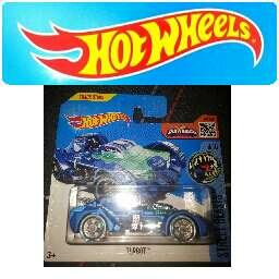 Imagen Hot wheels turbot