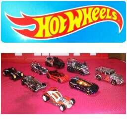 Imagen Hot wheels prototipos