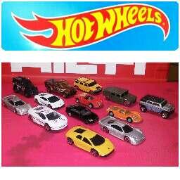 Imagen Hot wheels hammer y deportivos