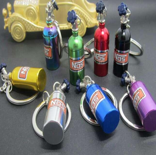 Imagen llaveros botella Nitro
