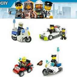 Imagen City Policía metropolitana