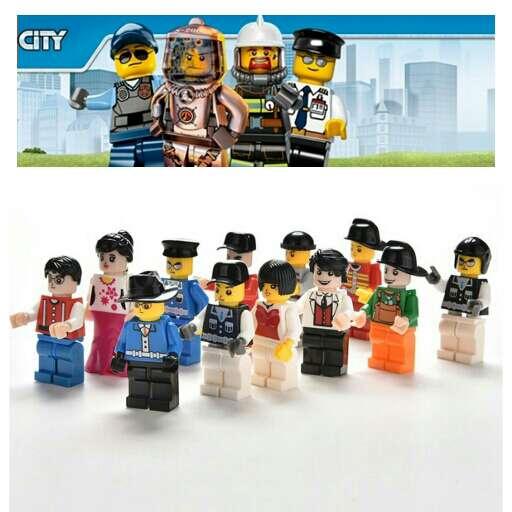 Imagen City profesiones