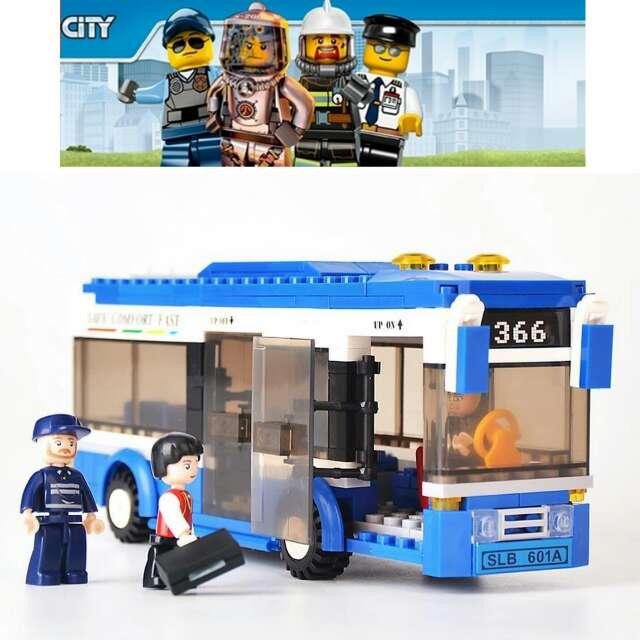 Imagen City autobus Metropolitano
