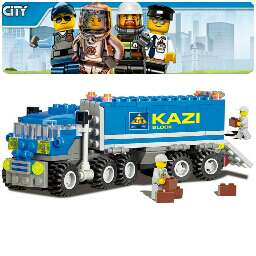 Imagen city camion de obra Metropolitano
