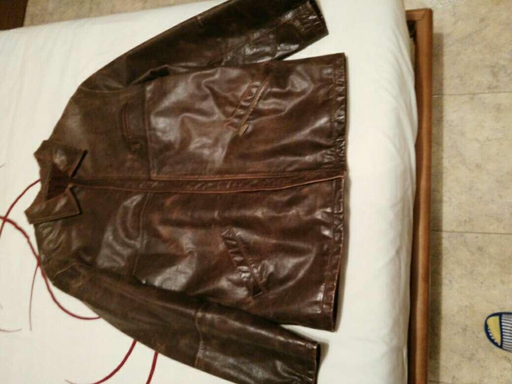 Imagen chaquetón piel