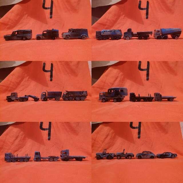 Imagen producto Gran flota de camiones 1/78 3