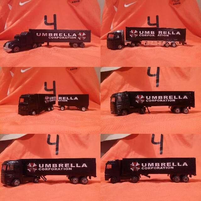 Imagen flota Corporación umbrella 1/87
