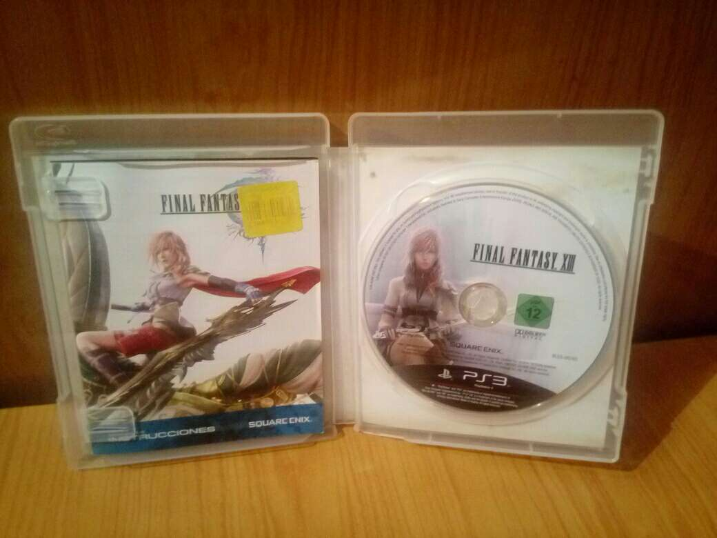 Imagen producto Final fantasy XIII 2