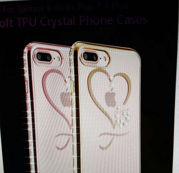 Imagen carcasa exclusiva para iphones 6s/ s 7 plus
