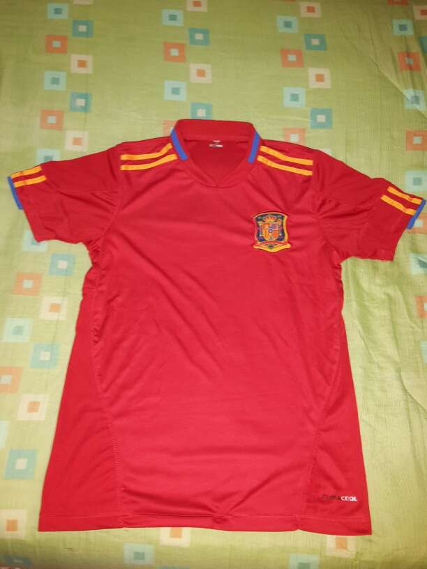 Imagen producto Camiseta Selección Española  1