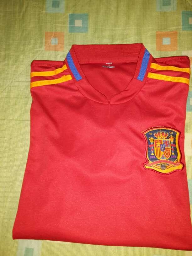 Imagen producto Camiseta Selección Española  2