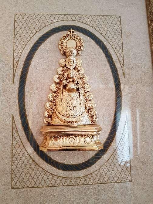 Imagen producto Cuadro Virgen del Rocío  2