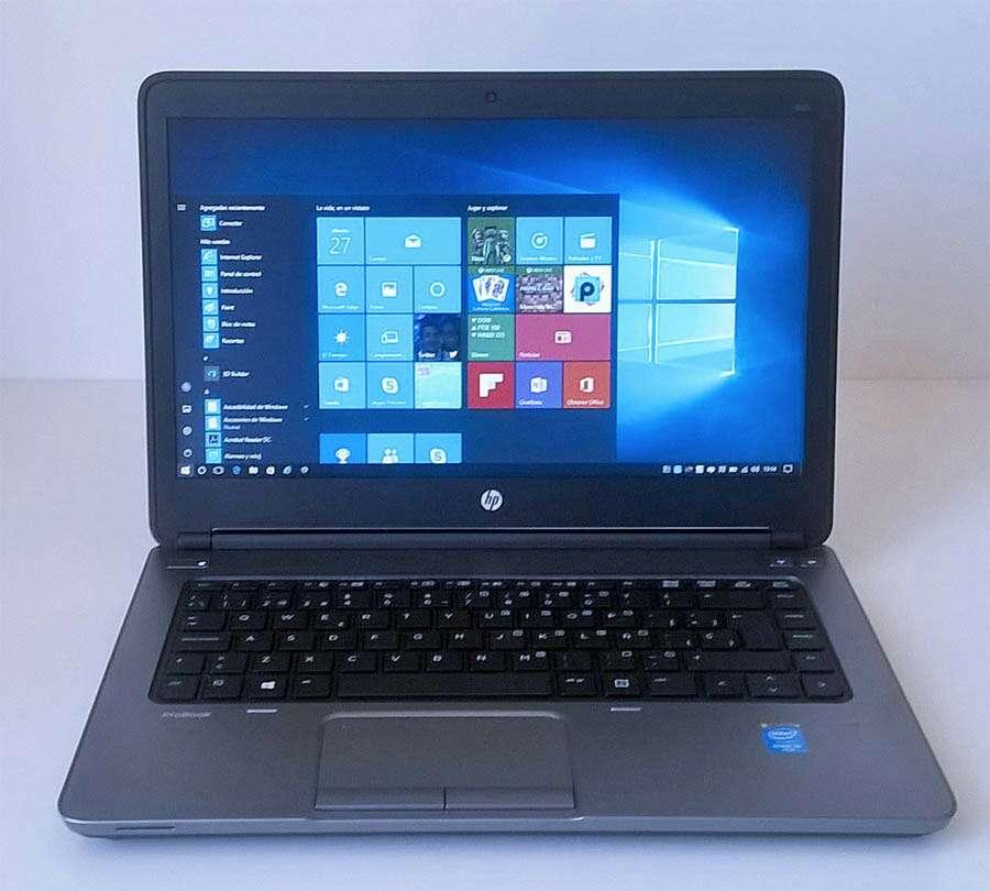 Imagen Portátil HP Probook 640 G1, 8GB RAM, NUEVO, W10