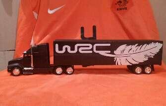 Imagen Camión WRC 1/32