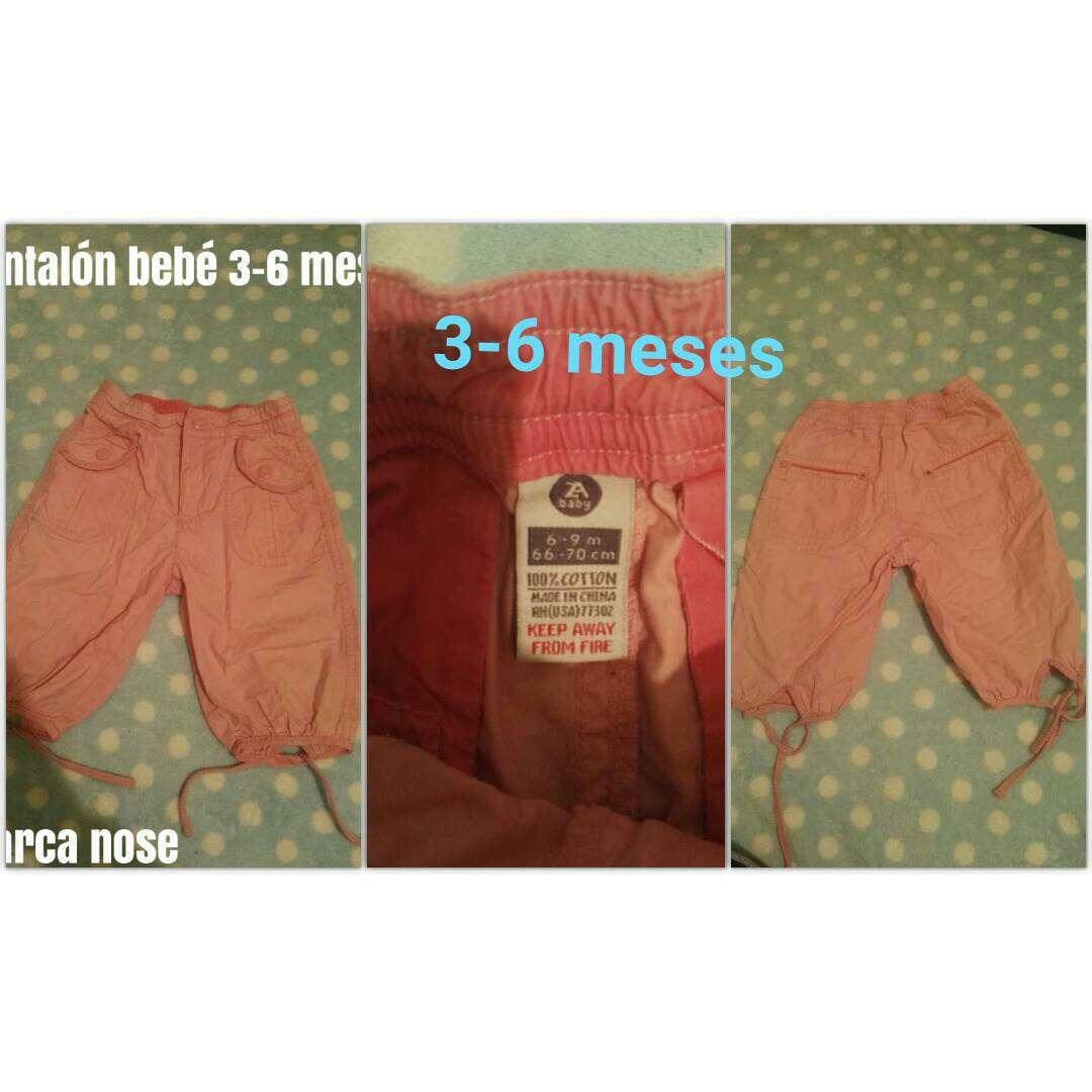 Imagen pantalón 3-6 meses