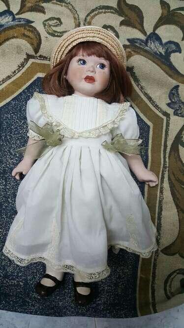 Imagen muñeca de Arcilla