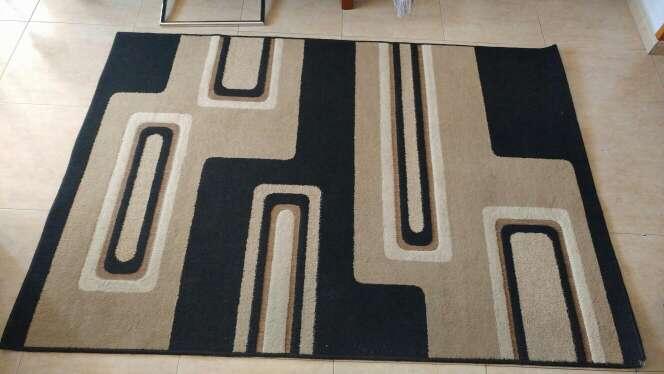 Imagen alfombra moderna de calidad