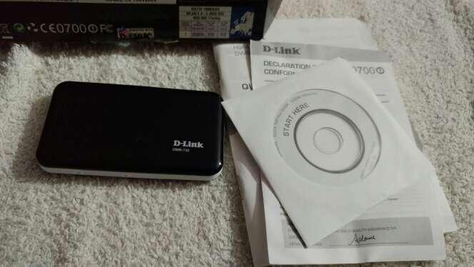 Imagen producto D-Link DWR-730.Mobile Router Modem 3