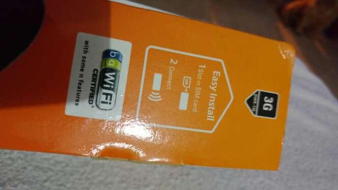 Imagen producto D-Link DWR-730.Mobile Router Modem 4