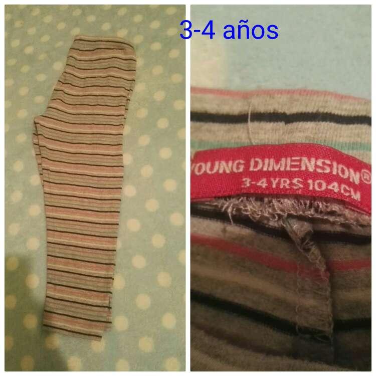 Imagen leggins niña 3-4