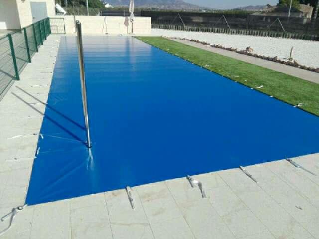 Imagen Lona de piscina