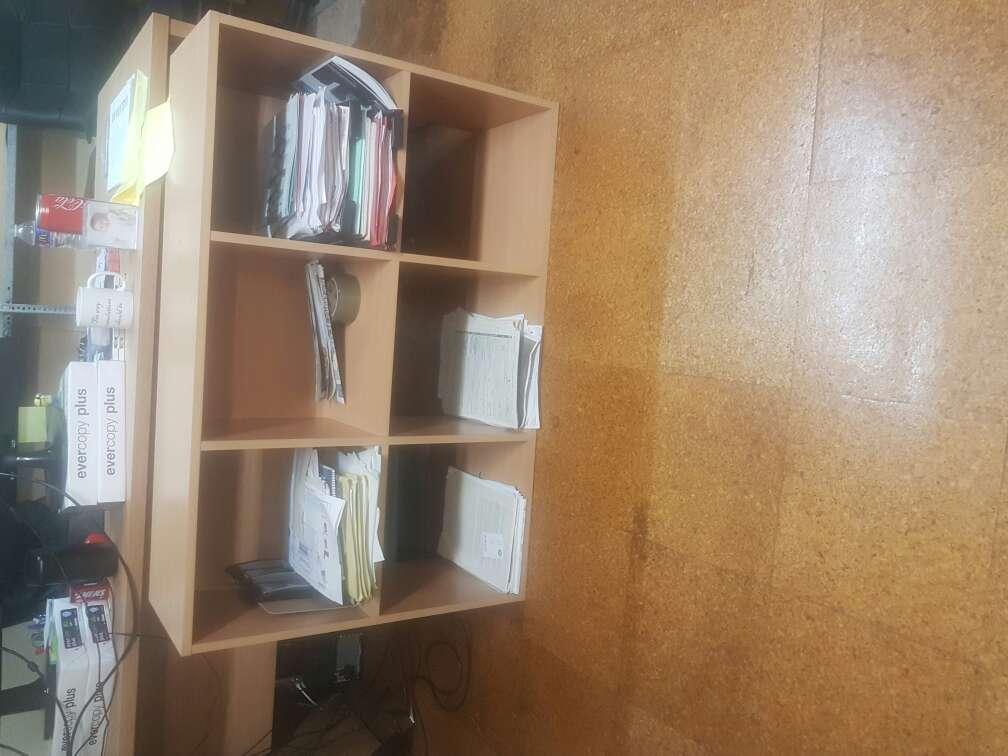 Imagen vendo mobiliario de oficina