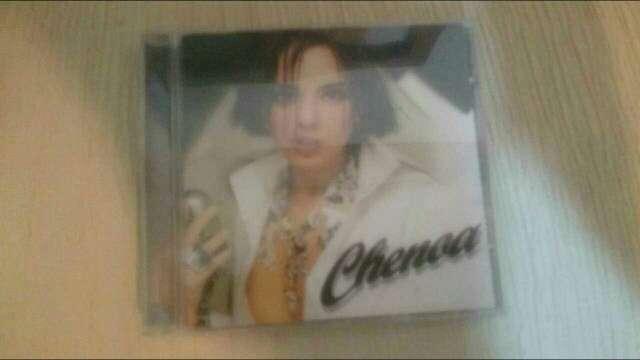 Imagen CD - chenoa