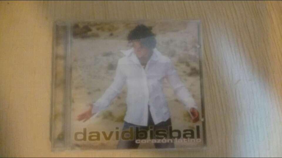 Imagen CD - david bisbal