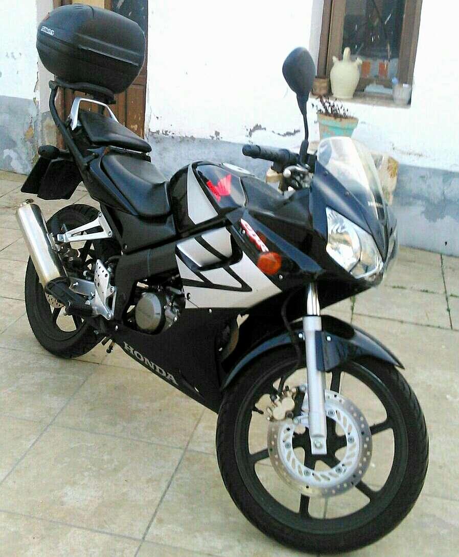 Imagen producto Moto 125 Honda 2