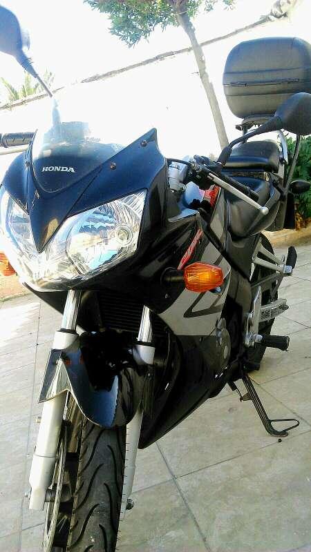 Imagen Moto 125 Honda