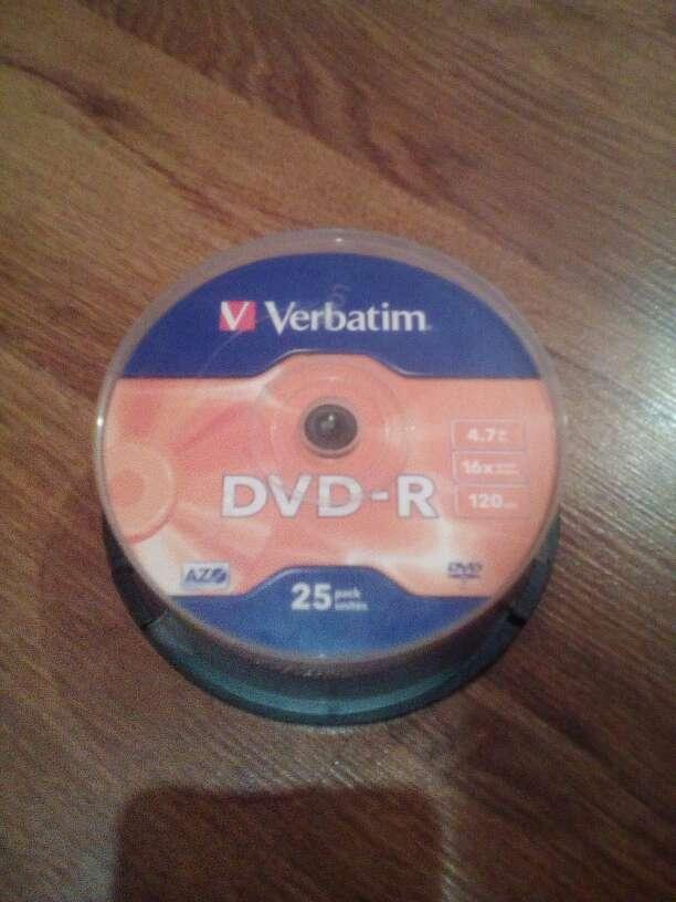 Imagen DVD-R CDs para grabar