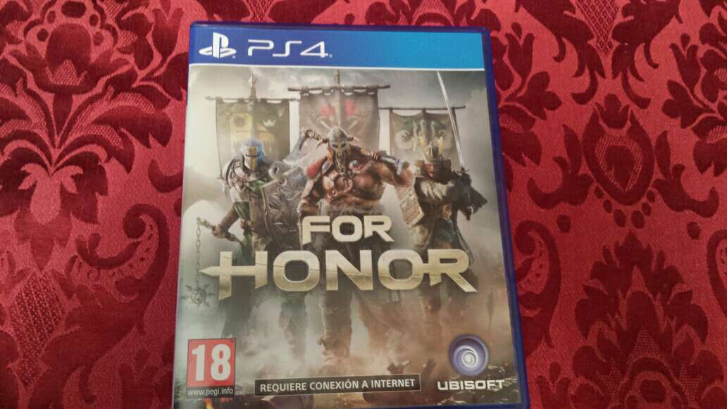 Imagen For Honor PS4