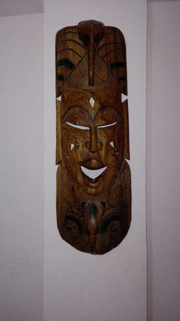 Imagen máscaras africanas