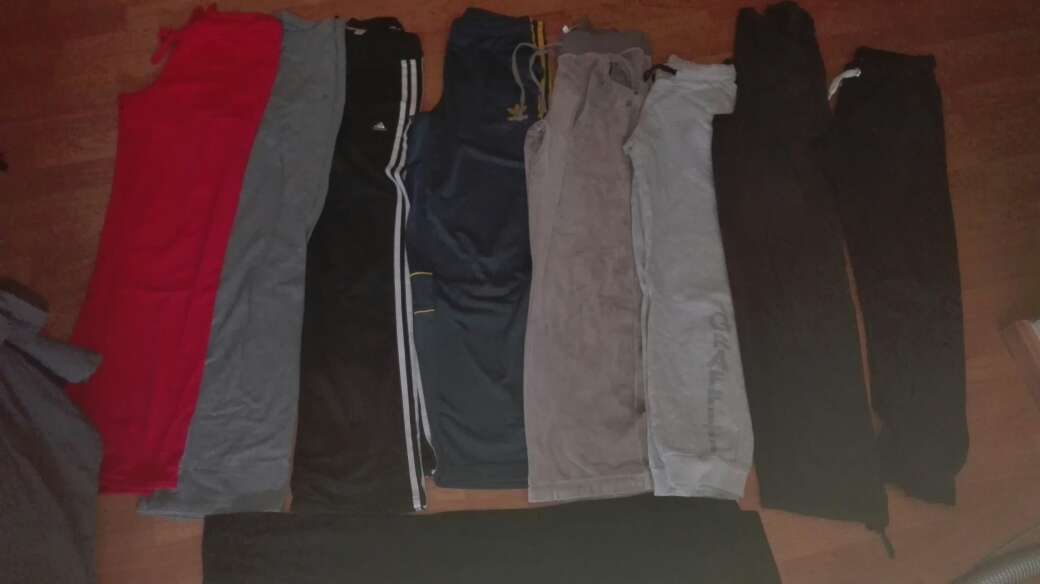 Imagen producto Pack ropa 2