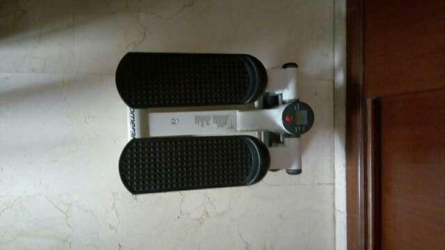 Imagen rotador cintura y step