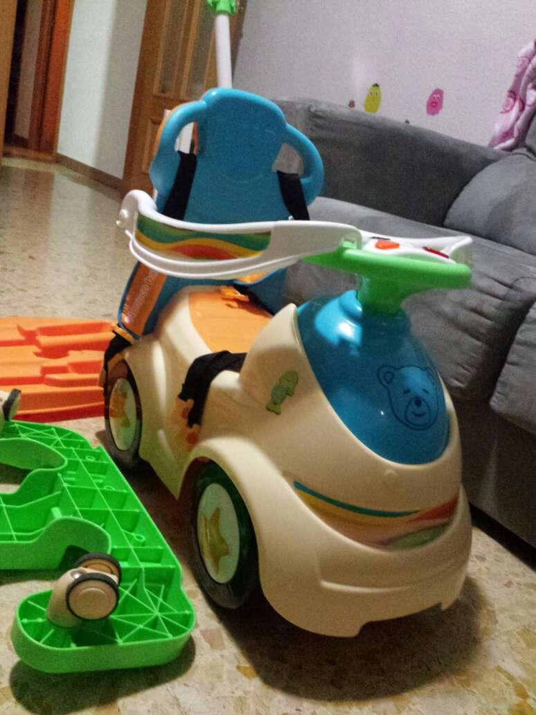 Imagen producto Correpasillos andador bebé FEBER 4 en 1 3