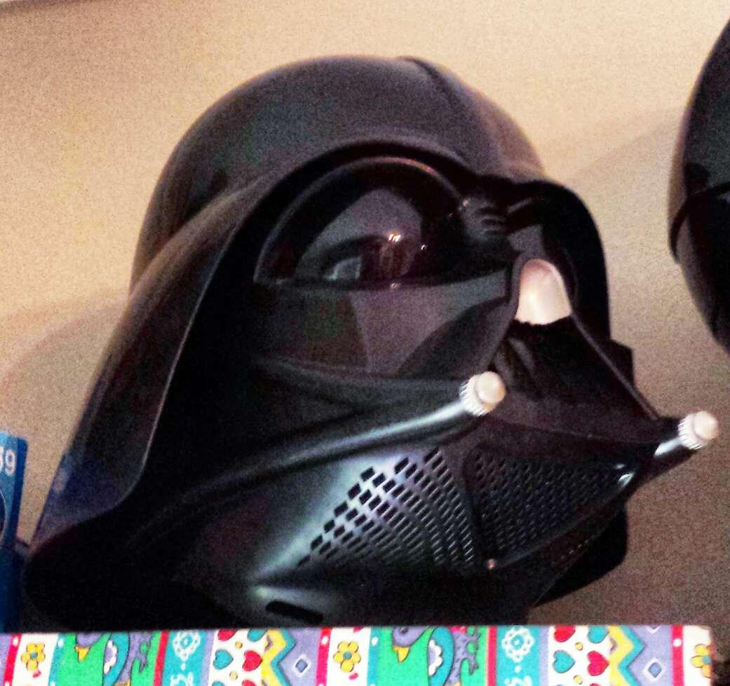 Imagen Casco Darth Vader