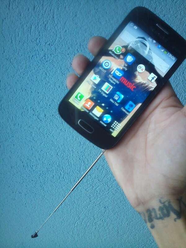 Imagen Samsung Galaxy S2 TV digital