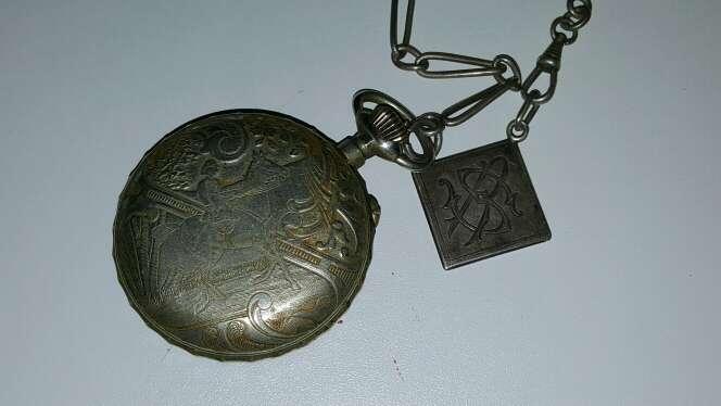 Imagen producto Reloj antigua  2