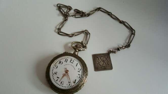 Imagen reloj antigua