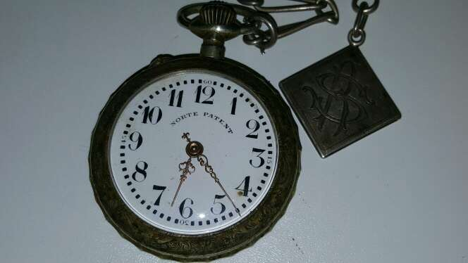 Imagen producto Reloj antigua  3
